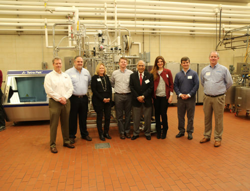 New equipment donations enhance food industry research, learning and commercial enterprise at Ohio State pilot plant